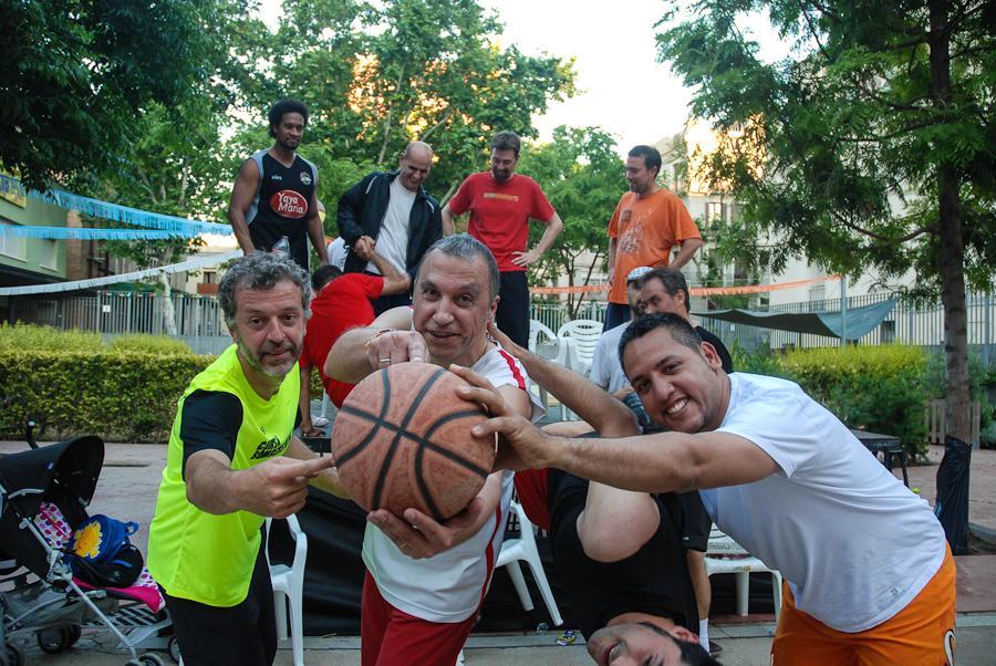 basquet pares