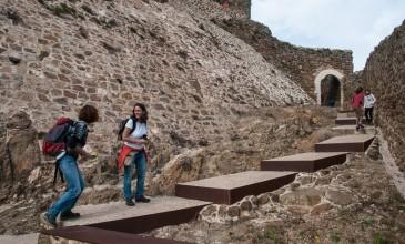 Excursió al Castell de Montsoriu (Montseny)