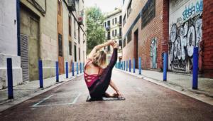 Clase Yoga para adultos